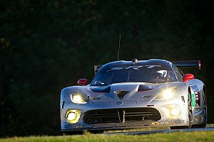 ALMS Breaking news  SRT Viper GTS-R completes driver lineup including Le Mans