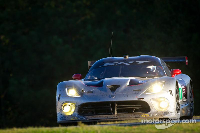 SRT Viper GTS-R completes driver lineup including Le Mans