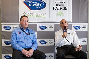 ALMS Press conference Atherton and Elkins: The future of the combined sportscar series
