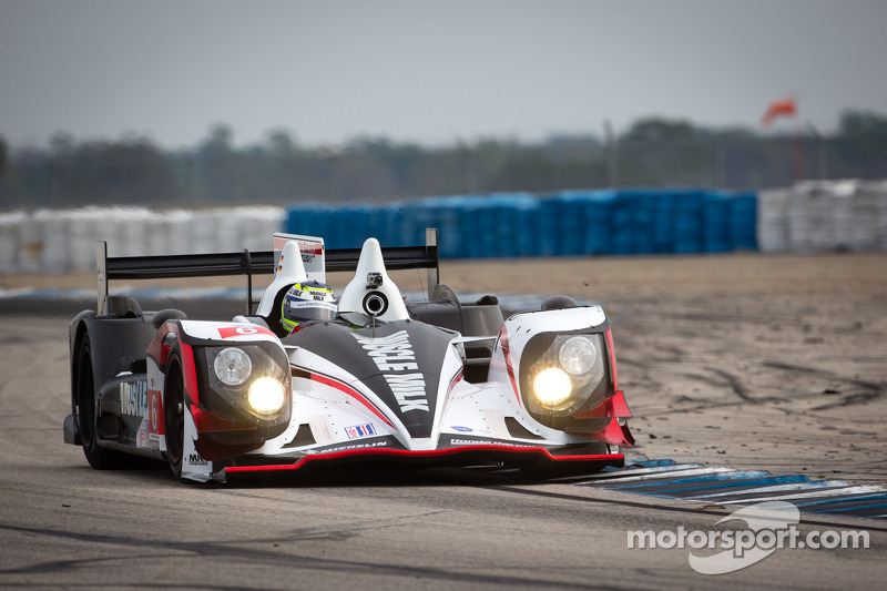 Speeds improve on final day of Sebring winter testing