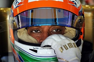 Formula 1 Rumor Karthikeyan in frame for Force India seat