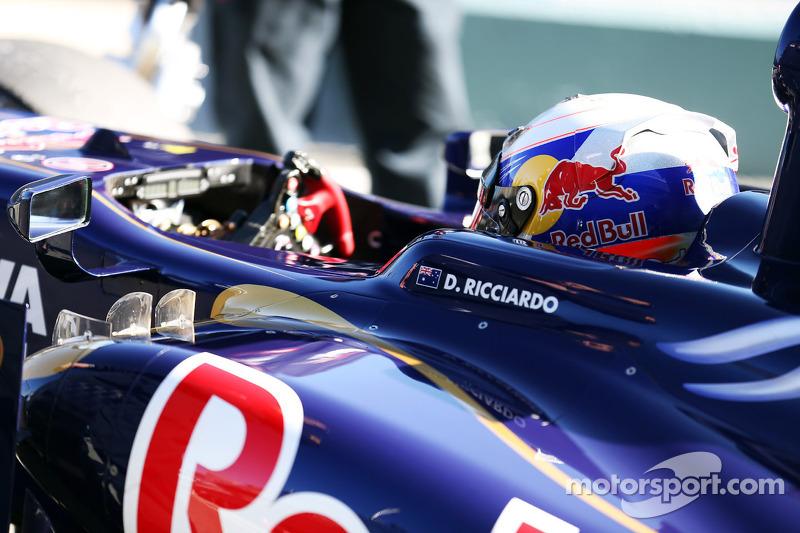 Race win not impossible for Toro Rosso - Ricciardo