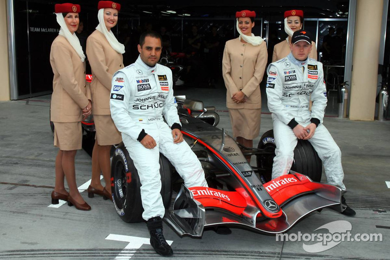 Emirates could sponsor F1 team again