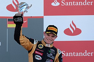 GP3 Preview Daly heads to Estoril for testing