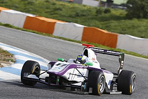 GP3 Testing report Jimmy Eriksson completes maiden GP3 Series test