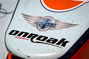 Asian Le Mans Breaking news OAK Racing to enter Asian Le Mans Series with Morgan LM P2