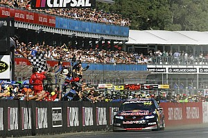 Supercars Race report Lowndes claims first victory of the