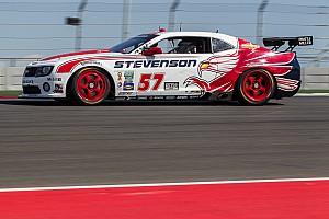 Grand-Am Qualifying report Stevenson Camaro ready to take on Texas' COTA