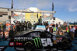 NASCAR XFINITY Race report Kyle Busch dominates at Phoenix to score the victory