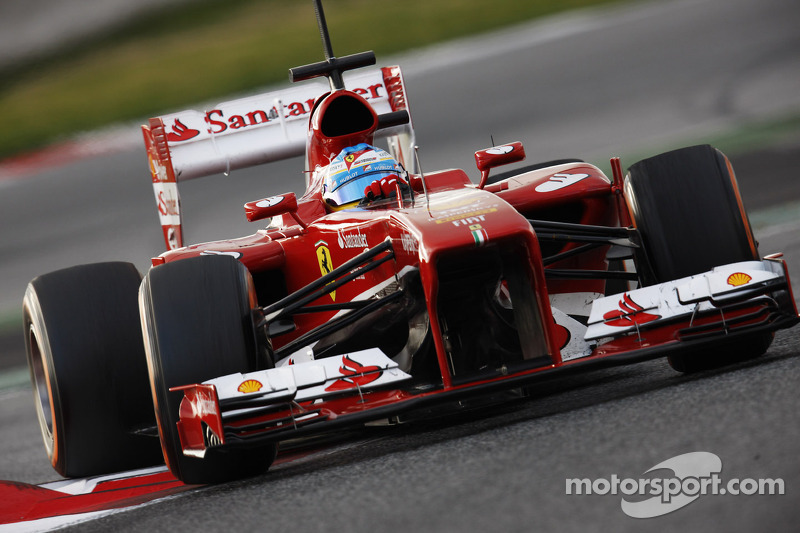 Alonso expects Red Bull to lead pack in Australia