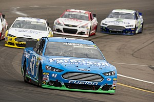 NASCAR Cup Preview Almirola eager to compete on intermediate track on Las Vegas 400