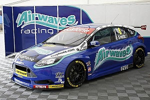 BTCC Breaking news Airwaves return as title sponsor for new look Motorbase in 2013