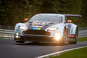 Endurance Preview Aston Martin announces Bilstein partnership for Nürburgring campaign