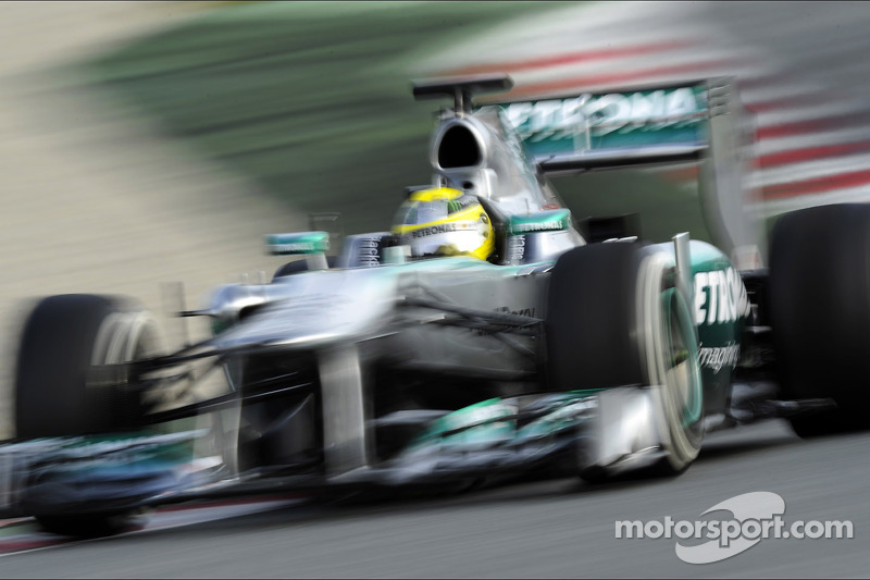 Mercedes AMG Petronas is looking forward the season beginning at Australian GP