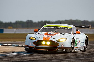 ALMS Preview Aston Martin set to debut 2013 Vantage GTE at Sebring