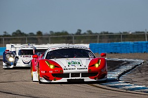 ALMS Race report Team West Alex Job Racing's Sebring ends early