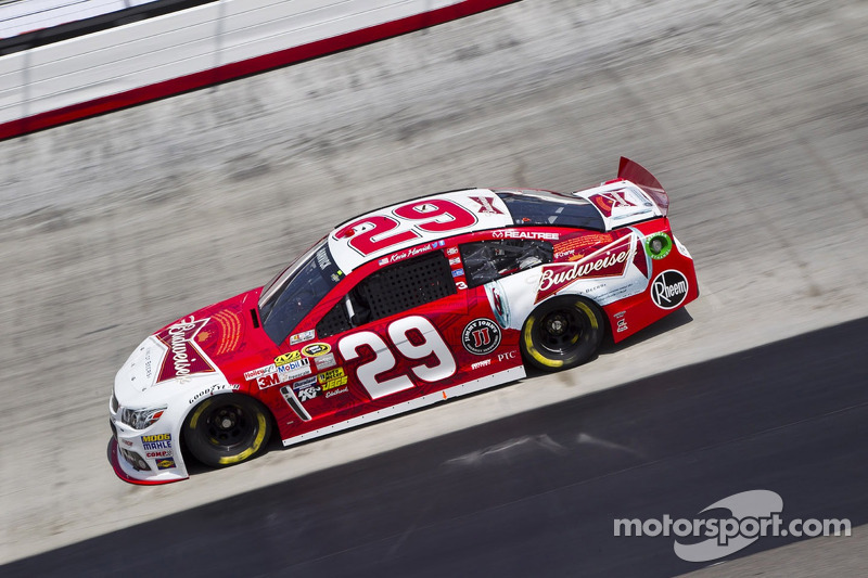 Richard Childress Racing finishing Bristol 500 with quite a good result