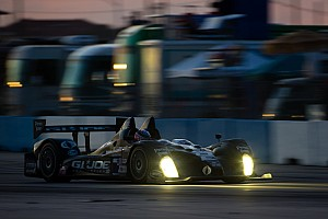 ALMS Race report Almost perfect season opening for BAR1 Motorsports at Sebring