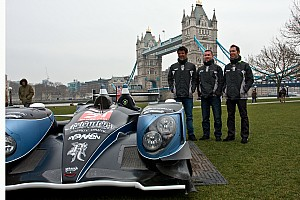 WEC Breaking news Back to black as Strakka Racing unveils HPD ARX-03c