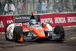 IndyCar Qualifying report Rookie Vautier surprises in St. Pete qualifying