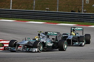 Formula 1 Commentary German faction sides against Brawn over Rosberg team order