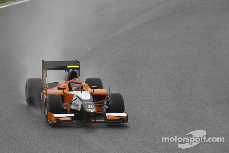 MP Motorsport ushers in new era with GP2 series debut in Malaysia