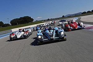 European Le Mans Morand Racing Morgan fastest on day one of Paul Ricard testing