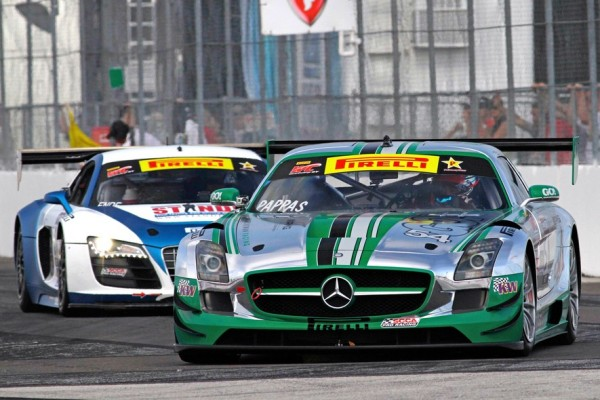From the US to Japan – the Mercedes SLS AMG GT3 starts on five continents