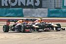 Webber lucky to escape penalty - rival