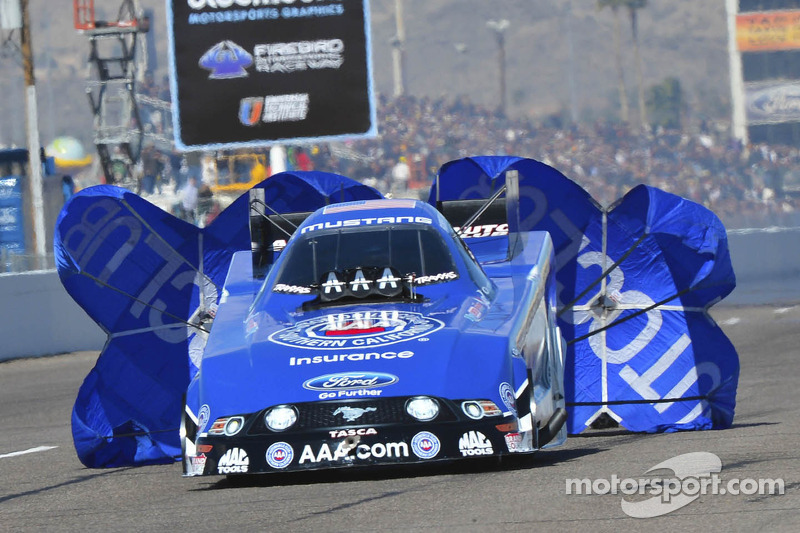 Anderson and Line ready to win big on The Strip at Las Vegas Motor Speedway