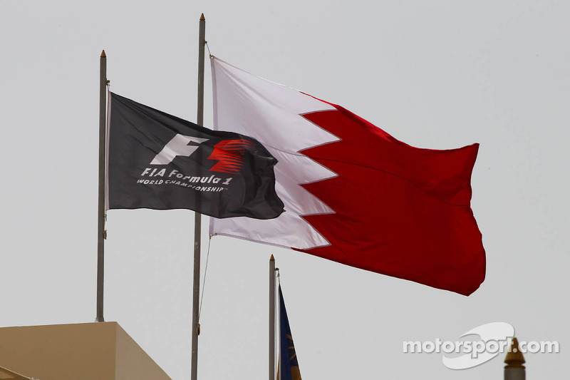 Ecclestone not worried about Bahrain unrest