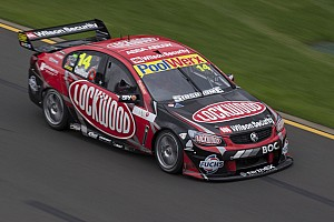 Supercars Race report Sweet victory on race 1 for Coulthard in Tasmania