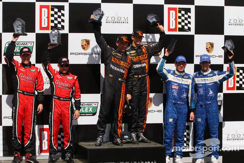 Angelelli holds off Gurney, wins Porsche 250 at Barber