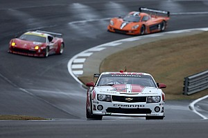 Grand-Am Race report Win for Stevenson Motorsports with Edwards and Liddell at Barber