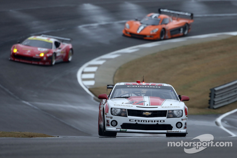 Win for Stevenson Motorsports with Edwards and Liddell at Barber