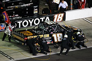 NASCAR Truck Race report Coulter rallies back from a lap down to finish 15th at Martinsville