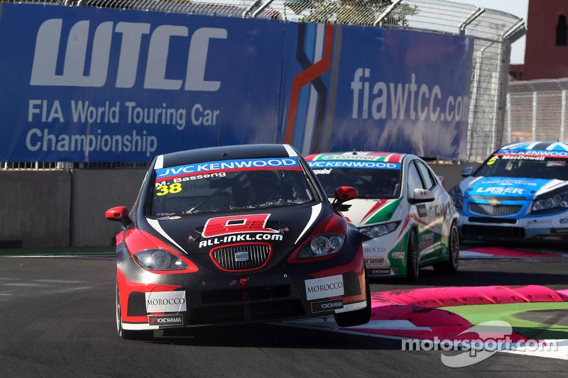 Muennich Motorsport with three top ten rankings in Marrakesh