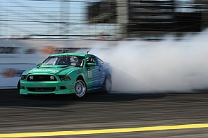 Formula Drift Special feature  Live streaming from Drift race at Long Beach Grand Prix circuit - Day 2