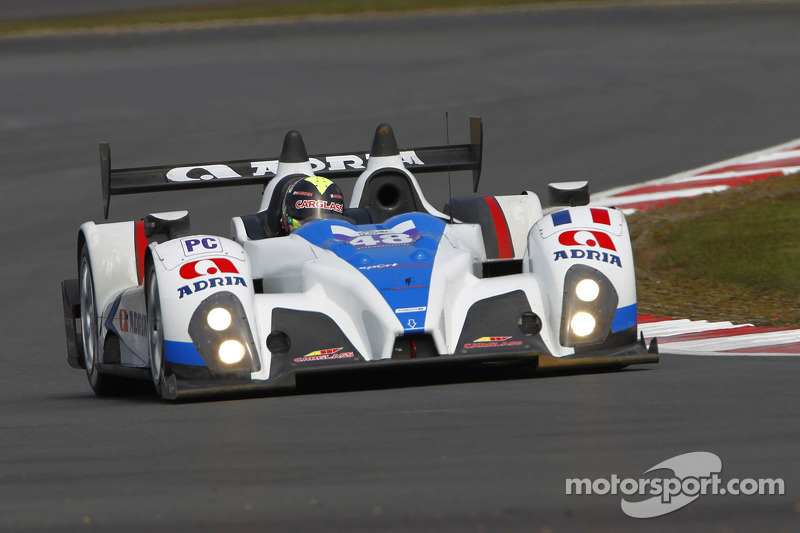 Ayari and Pons first winners on the 3 Hours of Silverstone