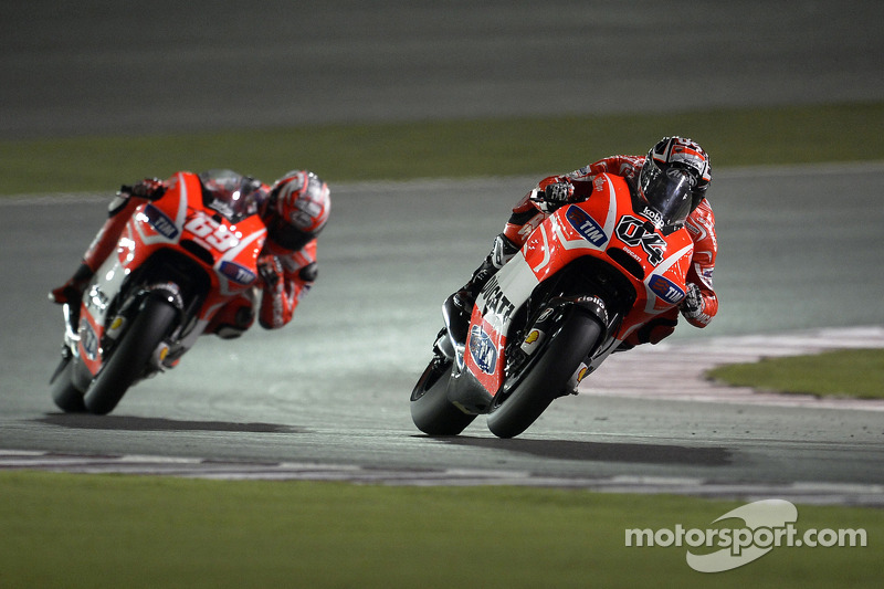 The Ducati Team heads to Texas for GP of the Americas