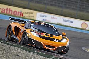 Blancpain Sprint Breaking news Dörr Motorsport McLarens will stay in the garage