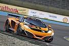 Dörr Motorsport McLarens will stay in the garage