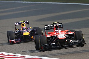 Formula 1 Breaking news Ferrari seat possible for Bianchi - Domenicali