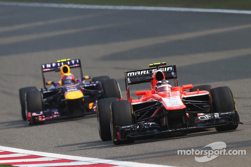 Ferrari seat possible for Bianchi - Domenicali