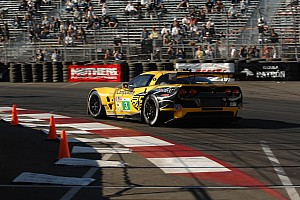 ALMS Qualifying report Corvette Racing qualifies 4th and 6th at Long Beach