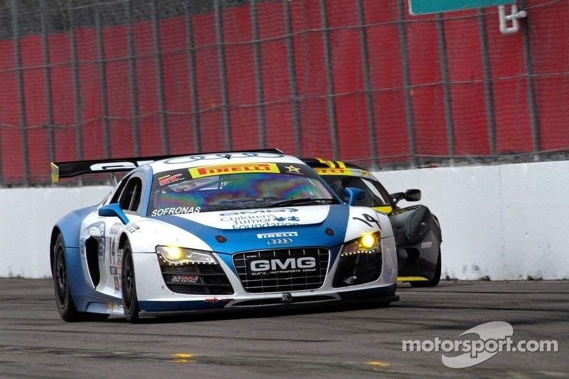"Sofronas wins at ""home"" race on street circuit in Long Beach"