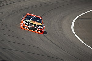 NASCAR Cup Race report Stewart's cold streak continues in cold Kansas