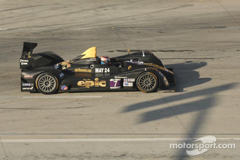 Drissi nabs a top-5 finish at Long Beach