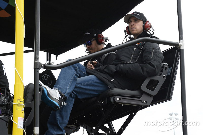 Interview with Hamlin before Richmond 400