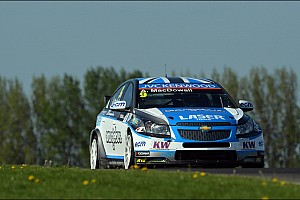 WTCC Race report A pair of independent podiums for Bamboo Engineering in Slovakia